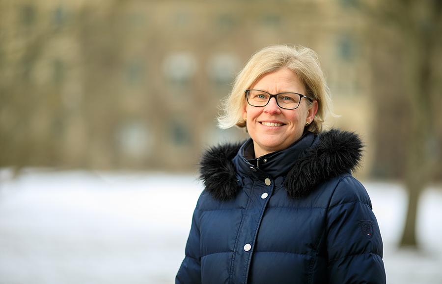 Mariette Andersson and her colleagues are world leaders in their area of research. Since 2014, the research group has successfully developed the new Nobel Prize-winning CRISPR technology into a powerful tool for plant breeding. Photo: Mårten Svensson