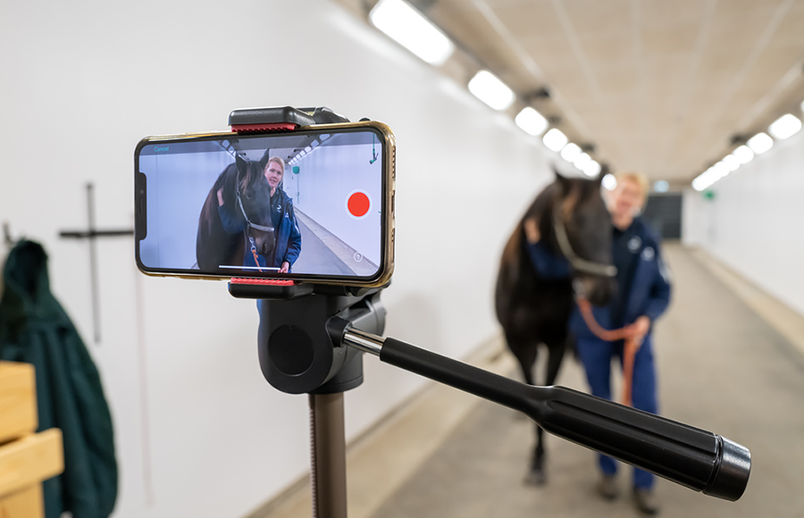 Better animal welfare with new digital measurement technology